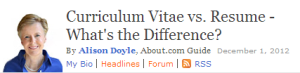 'Curriculum Vitae vs_ Resume - What's the Difference_' - jobsearch_about_com_b_2012_12_01_curriculum-vitae-vs-resume-whats-the-difference_htm