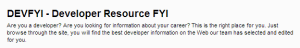 'DEVFYI - Developer Resource FYI' - dev_fyicenter_com