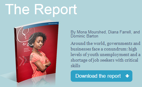 'Education to Employment Report McKinsey on Society' - mckinseyonsociety_com_education-to-employment_report