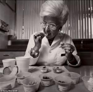 Nancy Rica Schiff's photographs of world's oddest jobs - Mail Online