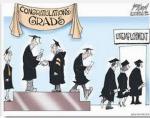 Grads unemployment