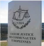 cours de justice de l'union européenne