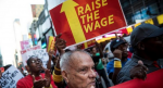Fast-Food Workers in New-York