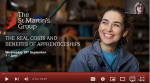 Apprenticeships – The real costs and benefits(Video)